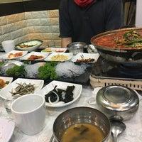 Photo taken at 대기정 by Ömer Faruk A. on 5/19/2017