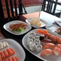 Photo taken at Sushicome by Catarina B. on 12/23/2014