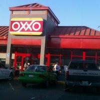 Photo taken at OXXO Gas by Daniel T. on 5/30/2013