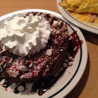 Photo taken at IHOP by Deborah C. on 12/16/2016