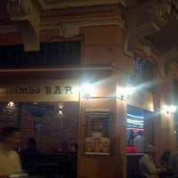 Photo taken at Cacimba Bar by Lucks Jr _. on 10/26/2012