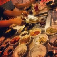 Photo taken at Cham Sut Gol Korean BBQ by Jimmy N. on 1/24/2013