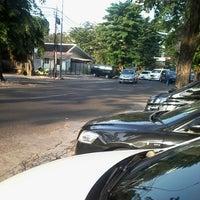 Photo taken at Jalan Woltermonginsidi by Marlin S. on 9/1/2013