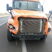 Photo taken at Las Vegas Freightliner by Robert K. on 9/3/2013