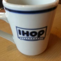 Photo taken at IHOP by Robert K. on 5/4/2013