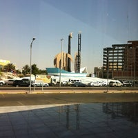 Photo taken at Prince Sultan & Al Batterjee Intersection by Mohaned Fatani ☆彡 on 12/1/2012