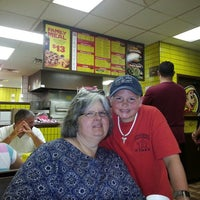 Photo taken at Hungry Howie's by Ray P. on 10/5/2013