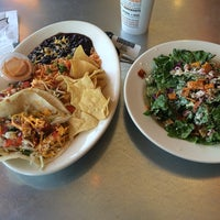Photo taken at Sharky's Woodfired Mexican Grill by chris c. on 6/14/2014