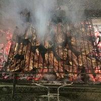 Photo taken at Kasap Nadir Kendin Pişir Kendin Ye Restaurant by Orcun G. on 10/25/2015