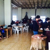 Photo taken at Kasap Nadir Kendin Pişir Kendin Ye Restaurant by Orcun G. on 2/15/2015