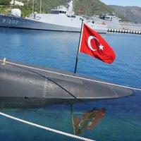 Photo taken at Denizaltı Filo Komutanlığı by T C Güray A. on 7/22/2016