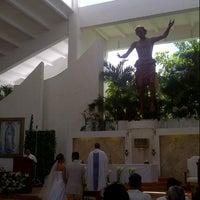Photo taken at Parroquia de Cristo Resucitado by Mar S. on 9/29/2012