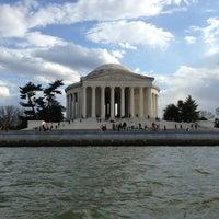 Photo prise au Thomas Jefferson Memorial par Ximena C. le3/29/2013