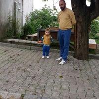 Photo taken at Nusretiye kıyar çıkmaz sokağı by Ufuk K. on 2/28/2016