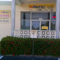 Photo taken at Nsync Computer Services by Tim P. on 9/10/2013