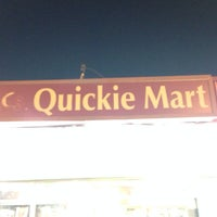 Photo taken at kc quickie mart by Cy B. on 9/20/2013