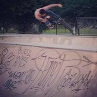 Photo taken at Wilson Skate Park by David M. on 7/7/2013