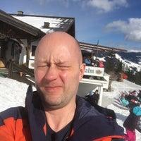 Das Foto wurde bei Berggasthaus Sportalm von Miki L. am 2/20/2017 aufgenommen