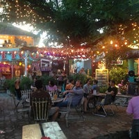 Photo taken at Spider House Patio Bar & Cafe by Zac W. on 5/29/2013