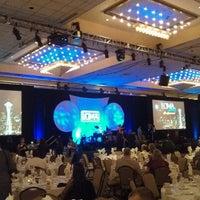 Photo taken at Sheraton Seattle Hotel by Lynette V. on 9/15/2012