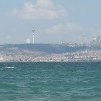 Photo taken at Batıköy Sahil by .★darres★the★chapuller★. on 9/1/2013