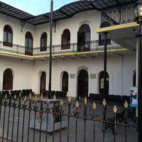 Photo taken at Palacio Municipal Ciudad Mendoza by Chris G. on 1/8/2013