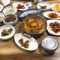 Photo taken at 흥덕식당 by Yoonju L. on 11/15/2016