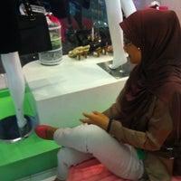 Photo taken at Fleur Shop Teuku Umar by Priska L. on 9/3/2013