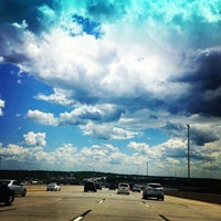 Photo taken at Garden State Parkway - Irvington by Holly O. on 5/25/2014
