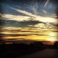Photo taken at Tropicana Boardwalk by Holly O. on 1/10/2013