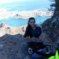 Photo taken at Cima del Tetakawi by Mayra O. on 11/16/2015
