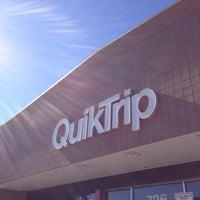 Photo taken at QuikTrip by Rex C. on 1/18/2013