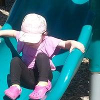 Photo taken at Schneider Community Park by Shannon S. on 6/14/2014