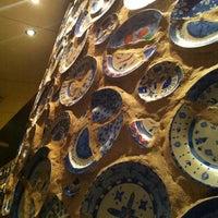 Photo taken at Ferreira Café by Jason on 11/1/2012
