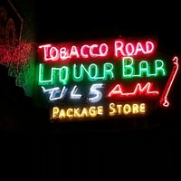 Photo taken at Tobacco Road by Mike J. on 11/18/2012