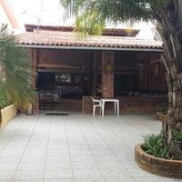 Photo taken at Pousada Paraíso Das Águas by Nanny Law F. on 9/11/2013