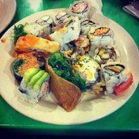 Photo taken at Sakura Seafood Buffet by Kendy C. on 7/15/2014