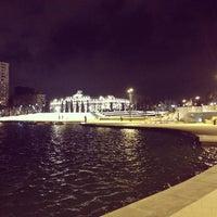Снимок сделан в Dədə Qorqud Parkı пользователем Tagi T. 1/16/2014
