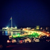 Снимок сделан в Нагорный парк пользователем Tagi T. 4/14/2013