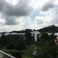 Photo taken at Fakulti Kejuruteraan dan Alam Bina UKM by Muhammad Rushdi I. on 4/28/2017