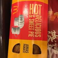 Photo taken at McDonald's & McCafe by Muhammad Rushdi I. on 2/14/2017