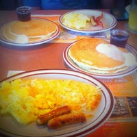 Photo taken at Denny's by MzJulie N. on 2/11/2013