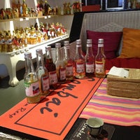 Photo taken at Sombai Cambodian Liqueur Workshop & Shop by leigh p. on 12/5/2015