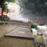Photo taken at Lata Iskandar Waterfall by leigh p. on 6/17/2017