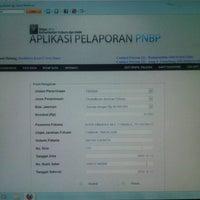 Photo taken at Kantor Wilayah Kementerian Hukum dan HAM RI Jawa Timur by Dedy on 12/19/2012