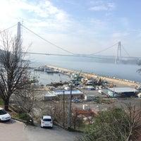 Photo taken at Poyrazköy Camii by Cemal A. on 2/26/2016
