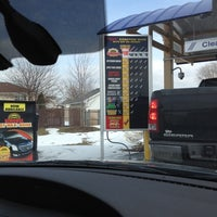 Photo taken at Jack's Car Wash & Lube by Bobby S. on 3/8/2014