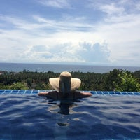 Photo taken at The Place Luxury Boutique Villas by Vaida R. on 9/8/2013