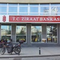 Photo taken at Ziraat Bankası by Scsjhsndns on 2/26/2015
