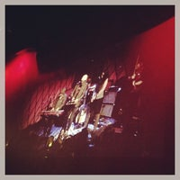 Photo taken at Rockwood Music Hall, Stage 3 by Oscar R. on 3/27/2013
